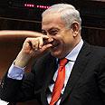 Benjamin Netanyahu Photo: Gil Yohanan