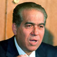 Prime Minister Kamal Ganzouri Photo: AFP