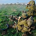 Vigilant  (Illustration) Photo: IDF Spokesperson's Unit