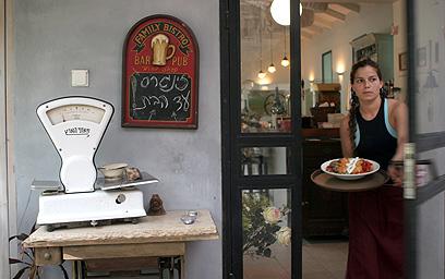 מסעדת זינגר'ס בבורגתה (צילום: צביקה טישלר)