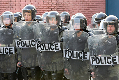 Iranian police (Photo: AP)