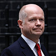 William Hague Photo: Reuters