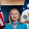 US Secretary of State Hillary Clinton Photo: Reuters