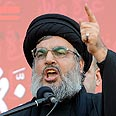 Hezbollah leader Hassan Nasrallah Photo: EPA