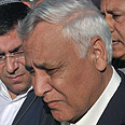 Katsav did not report the harrassment Photo: Avi Rokach