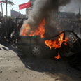 Car blast in Gaza (archive) Photo: AP