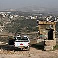 Ramat Gilad. Won't be evacuated Photo: Gil Yohanan