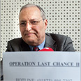 Ephraim Zuroff, director of Simon Wiesenthal Center in Jerusalem Photo: AP