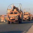 US troops leave Iraq Photo: Reuters