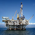 Offshore rig Photo: Shutterstock