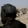 US soldiers in Afghanistan Photo: AFP