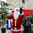 Christmas in Jerusalem, last year (archives) Photo: AFP