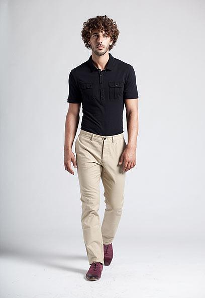 עד 50 אחוז הנחה על בגדי הגברים של SKETCH (צילום: אלון שפרנסקי)