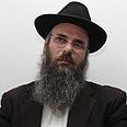 Freedom of speech? Shlomo Fuchs Photo: Gil Yohanan