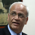 Saeb Erekat Photo: EPA