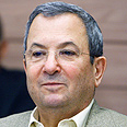 Defense Minister Ehud Barak Photo: Atta Awisat