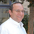Gesher Executive Director Ilan Geal-Dor. Critical need to deal with extremists