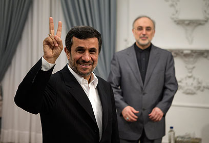 Iran fears strike (Photo: Reuters)