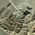 Fordo uranium enrichment site Photo: AFP