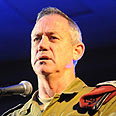 IDF Chief Gantz. Will he change order? Photo: Yair Sagi