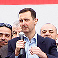 Syrian President Assad (archives) Photo: AP