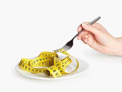 חילוף החומרים הבסיסי הפך יעיל יותר עקב הדיאטות (צילום: shutterstock)
