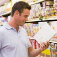 'Dairy products, fish and non-alcoholic drinks especially expensive' Photo: Shutterstock