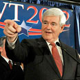 Newt Gingrich. 'Denial of Palestinian identity could alienate Jews' Photo: MCT