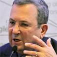 Ehud Barak Photo: AP