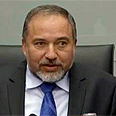 Avigdor Lieberman Photo: Avi Peretz