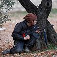 Syrian rebel Photo: AP