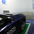 'The goal is to sell thousands of electric cars in Israel in 2013' Photo: Ronen Topelberg