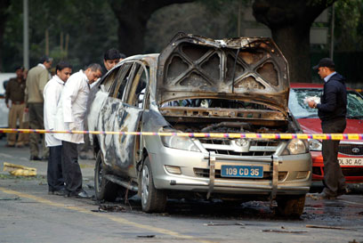 Terror attack in India (Photo: AP)