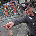 Bangkok after botched terror plot Photo: Reuters