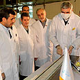 Iranian nuclear site Photo: Reuters