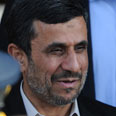 Iran&#39;s Mahmoud Ahmadinejad Photo: AFP