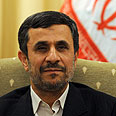 'End ofan era.' Ahmadinejad Photo: AFP