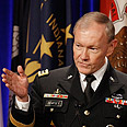 General Martin Dempsey Photo: AFP