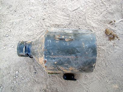 Explosives found in Gaza Strip (Photo: IDF Spokesperson's Unit