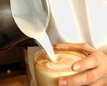 קפה דווקא עוזר למנוע הצטברות חיידקים (צילום: אבישי זיגמן)