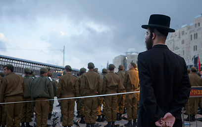 Sanctions for haredi draft-dodgers still looming (Photo: Getty) (Gettyimages)