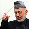President of Afghanistan Hamid Karzai Photo: EPA