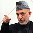 President of Afghanistan Hamid Karzai Photo: EPA