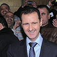 Keeps going. Bashar Assad Photo: AFP