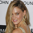 Bar Refaeli Photo: AFP