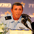 Chief Military Rabbi Brigadier-General Rafi Peretz Photo: Nissim Lev