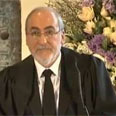 Chief Justice Asher Grunis Photo: Avi Peretz