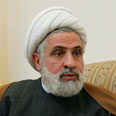 Naim Qassem Photo: Reuters