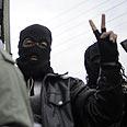 Syrian rebels Photo: AFP