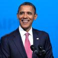 'Momentous day.' Obama Photo: AP